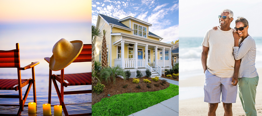 Take a look at some of the top states for retirement on ideal-LIVING and find some great places to live!